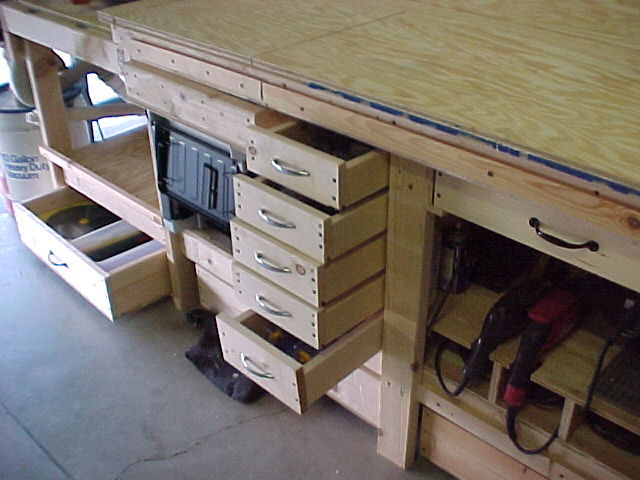 Charming Workbench Features