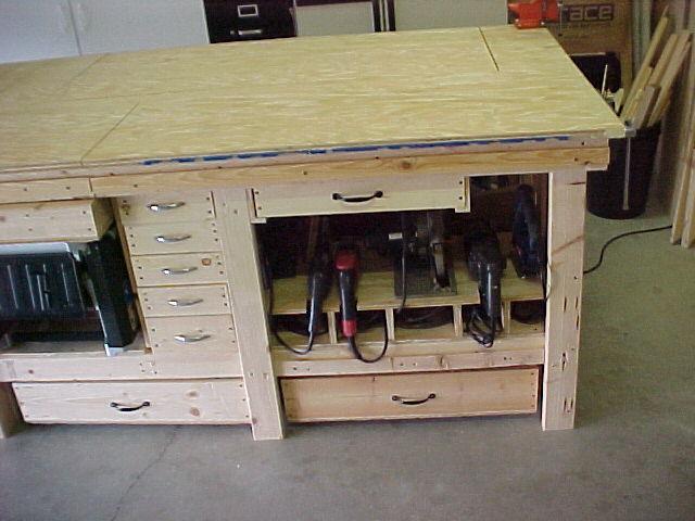 Sensational Workbench Features Andrewgaddart Wooden Chair Designs For Living Room Andrewgaddartcom