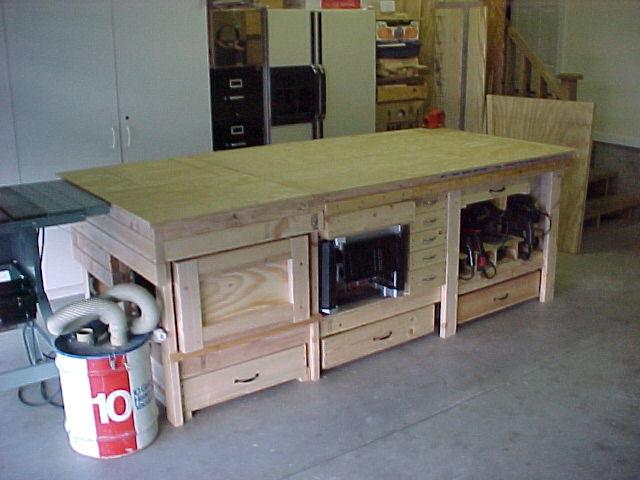 Luxury AW Extra  Dream Workbench  Popular Woodworking Magazine